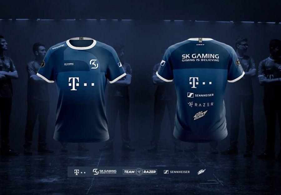 SK GAMING UNBOXES INTERSPORT JERSEY PARTNERSHIP - AYO.NEWS 238dccec0
