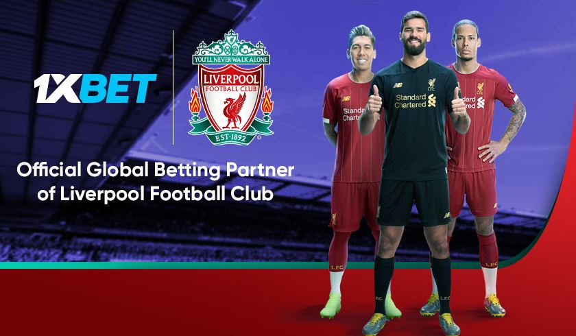 1XBET SIGNS MULTI-YEAR DEAL WITH ENGLISH PREMIER LEAGUE CLUB